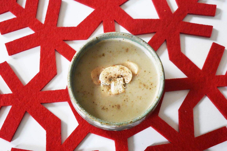 Clean Mushroom Soup