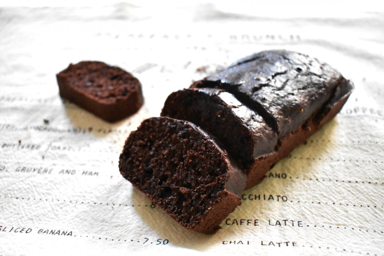 Chocolate Cake.. The Healthy Way!