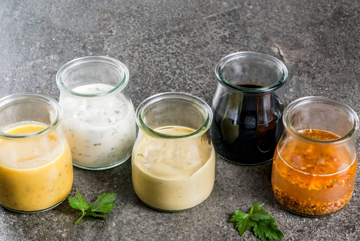 Easy DIY Salad Dressing
